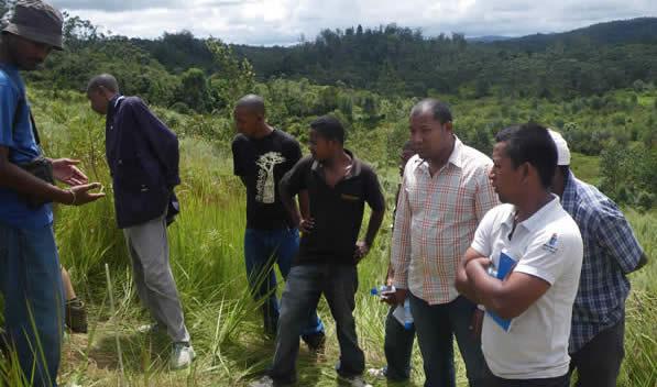 stakeholders visit