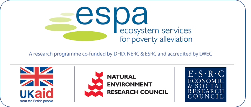 ESPA funded project